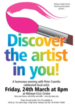 Poster for Discover the Artist in You