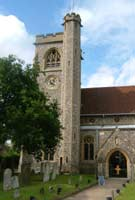 Welwyn Church